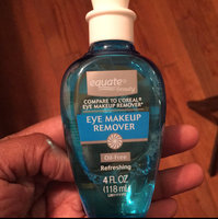 Equate Oil Free Eye Makeup Remover, 4 fl oz uploaded by Kanika B.
