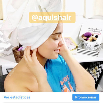 Photo of AQUIS Lisse Luxe Hair Towel uploaded by Diamantias Y.