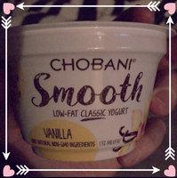 Chobani® Smooth Vanilla Low-Fat Classic Yogurt uploaded by Dorothea B.