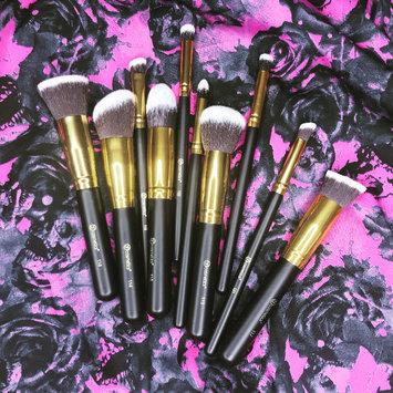 Photo of BH Cosmetics Sculpt and Blend Brush Set uploaded by Jessica K.