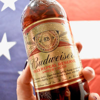 Budweiser® Amber Lager Beer uploaded by Mike R.
