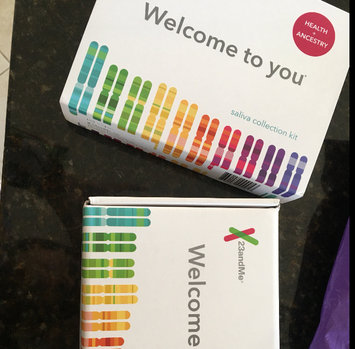 Photo of 23andMe uploaded by Carissa O.