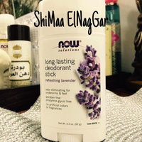NOW Foods - Long Lasting Deodorant Stick - 2.2 oz. uploaded by shimaa e.