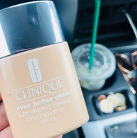 Clinique Even Better Glow Light Reflecting Makeup Broad Spectrum SPF 15 uploaded by Melissa C.