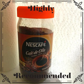 Photo of Nescafe Cafe De Olla Instant Coffee uploaded by Candi R.