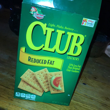 Photo of Keebler Club Crackers Reduced Fat uploaded by Cadie R.