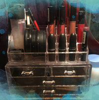 Danielle Creations Danielle Large Acrylic Cosmetic Organizer uploaded by Puvin J.