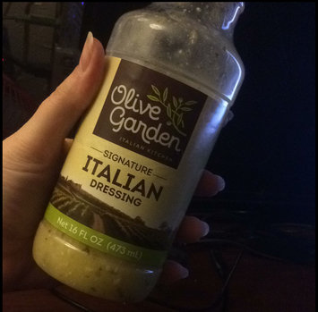 Photo of Olive Garden® Italian Restaurant Signature Italian Dressing uploaded by Rebecca D.
