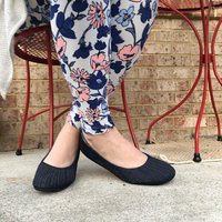 Foot Petals Cami Ballet Flat uploaded by Shelly C.