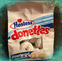 Hostess Donettes Powdered Mini Donuts uploaded by Angel W.
