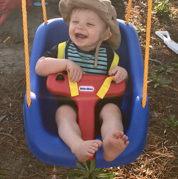 Photo of Little Tikes 2-in-1 Snug 'n Secure Swing uploaded by Amy S.