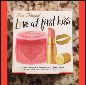 Photo of Too Faced Love At First Kiss Set uploaded by Kelly M.