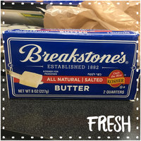 Breakstone's Butter Salted - 2 CT uploaded by Jami Q.