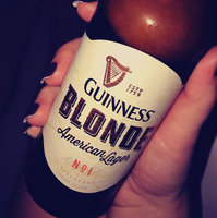 Guinness Blonde American Lager uploaded by Emily W.