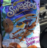 Cheetos® Sweetos Cinnamon Sugar Puffs uploaded by Kristin E.