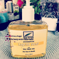 Tea Tree Therapy Antibacterial Liquid Soap with Tea Tree Oil 8 fl oz uploaded by shimaa e.
