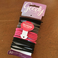 Goody Ouchless No Metal Elastics, Cherry Blossom, 30 count uploaded by Emmi A.