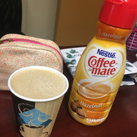 Coffeemate Hazelnut Liquid Coffee Creamer 16 oz. uploaded by Jasmyn P.