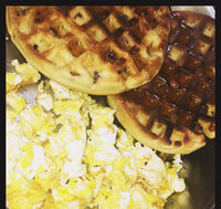 Kellogg's Eggo Blueberry Waffles uploaded by Yahaira V.