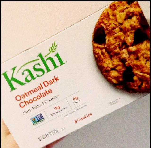 Kashi All Natural Soft Baked Cookies uploaded by Megan J.