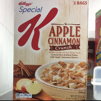 Special K® Kellogg's Apple Cinnamon Crunch Cereal uploaded by Erick r.