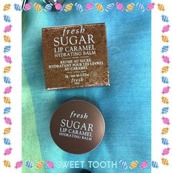 Photo of fresh Sugar Lip Caramel Hydrating Balm uploaded by Viola C.