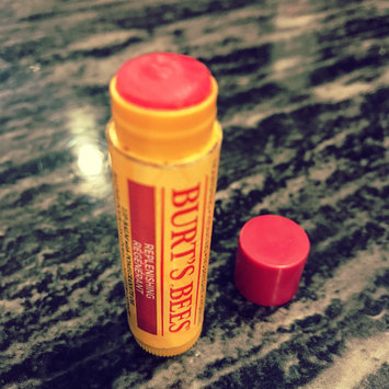 Photo of Burt's Bees 100% Natural Rejuvenating Lip Balm Acai Berry uploaded by Aleasha E.