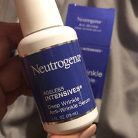 Neutrogena® Ageless Intensives® Anti-Wrinkle Deep Wrinkle Serum uploaded by Amber M.