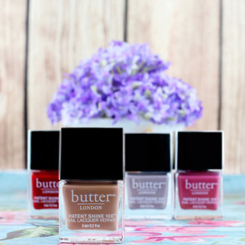Photo of Butter London Nail Lacquer Collection uploaded by The simple girl by noura ✿.