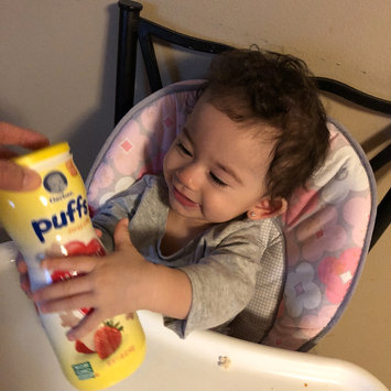 Photo of Gerber® Puffs Peach uploaded by CinDy G.