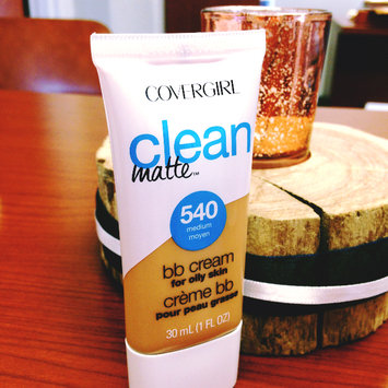 Photo of COVERGIRL Clean Matte BB Cream uploaded by Pamela M.
