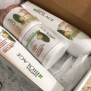 Photo of Matrix Biolage 3 Butter Control System Conditioner uploaded by Anabell C.