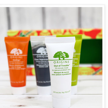 Photo of Origins Out Of Trouble™ 10 Minute Mask To Rescue Problem Skin uploaded by The simple girl by noura ✿.