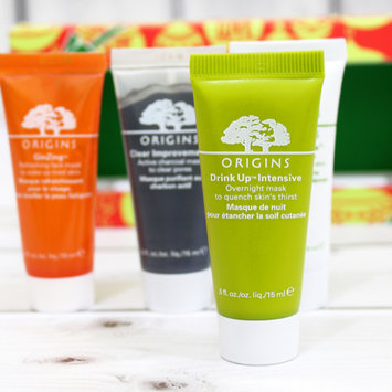 Origins Drink Up Intensive Overnight Mask uploaded by The simple girl by noura ✿.