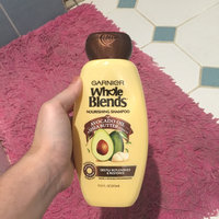 Garnier Whole Blends™ Nourishing Shampoo With Avocado Oil & Shea Butter Extracts uploaded by Karla C.