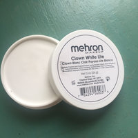 Mehron Clown White Lite 2.25 oz uploaded by Ashley J.