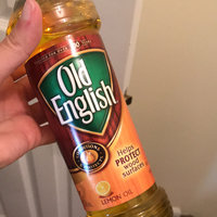 Old English Lemon Oil uploaded by Marissa L.