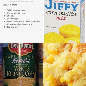 Photo of Jiffy Corn Muffin Mix uploaded by Lisa K.