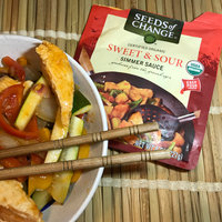 Seeds of Change® Certified Organic Simmer Sauce Sweet & Sour uploaded by Jennifer H.