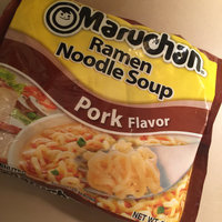 Maruchan Ramen Noodle Soup Pork Flavor uploaded by Wendy C.