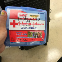BAND-AID Johnson and Johnson Red Cross Portable Travel First Aid Kit uploaded by Jazzmyn G.