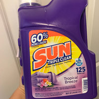 SUN® Tropical Breeze® 125 Loads Laundry Detergent 188 fl oz Jug uploaded by Christina S.
