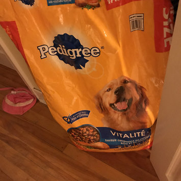 Photo of Pedigree® Complete Nutrition Adult Dog Food uploaded by Paula W.