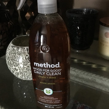 Photo of method Wood for Good Daily Clean uploaded by Lacey A.