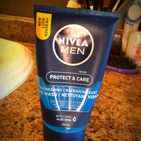 NIVEA for Men Moisturizing Face Wash Deep Cleansing Formula uploaded by Jessica R.