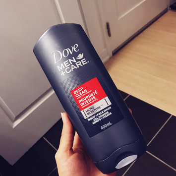 Photo of Dove Men+Care Deep Clean Body And Face Wash uploaded by Deborah S.