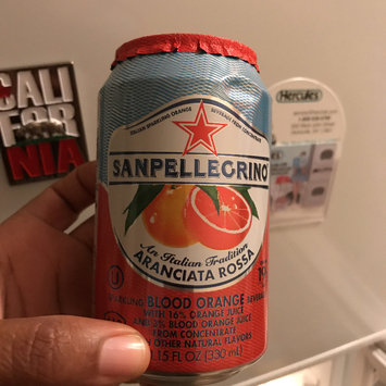 Photo of San Pellegrino® Aranciata Rossa Sparkling Blood Orange Beverage uploaded by Domonique M.