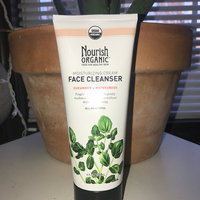 Nourish Organic™ Moisturizing Cream Face Cleanser Cucumber + Watercress uploaded by Sarah R.