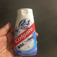 Colgate® 2in1 Toothpaste & Mouthwash Whitening with Stain Lifters Flouride Toothpaste uploaded by Shirin e.