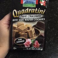 Loacker Quadratini Dark Chocolate Wafer uploaded by Sheila R.